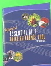 Young Living MINI BOOK using Essential Oils USES quick reference little guide
