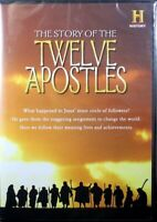 The Story of the Twelve Apostles New Christian Documentary DVD History Channel