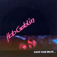 """12"""" Hob Goblin Ganz si proche (Heb à partir de, Feuer et Eau) 80`s Rock Port"""