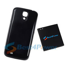 8250mAh New Extended Battery+Black Cover For Samsung Galaxy S4 i337 i9500 Phone