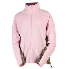 Wood N' Trail Ladies Zipped Jacket Pink Camo Hunting Med