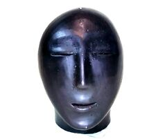 Candela Regalo Testa di Buddha Cera Etnico Scultura Shiva Moro Afro