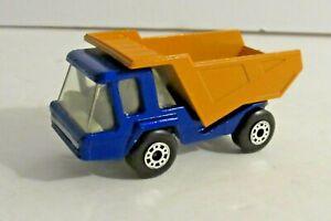 Rare Vintage 1975 Matchbox Lesney Superfast Atlas Dump Truck Variation no. 23