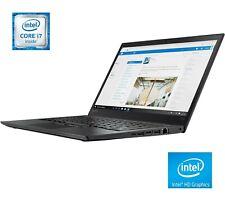 """Lenovo Thinkpad T470s Laptop 14"""" Full HD Screen, i7-6600U, 20GB RAM, 256GB SSD"""