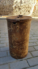 WW2 WW 2 WWII  Germany Charge bag for a 21 cm Morser 18 gun. SONDERKART