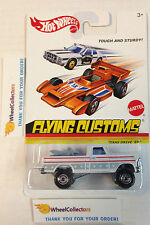 Hot Wheels Flying Customs * Texas Drive 'em * Hard to Find * D1