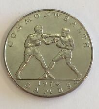 1974 Samoa Commonwealth Games $1 Coin