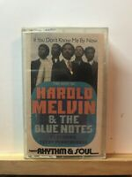Used ~ The Best of Harold Melvin & The Blue Notes (Cassette 1995 Legacy Records)