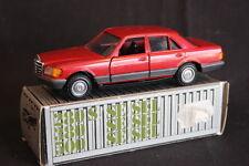 NZG Mercedes-Benz 280S, SE, SEL 1:35 Red (JS)