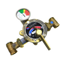 """Leonard TM-800 Thermostatic Water Mixing Valve with Inlet 1"""" and Outlet 1-1/4"""""""