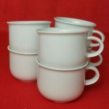 6x Arzberg Form 1382 Novum Kaffeetassen Kaffee-Obertassen 210 ml Porzellan