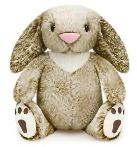 Mousehouse Gifts - Peluche lapin - brun/bicolore - 30 x 19 x 12 cm