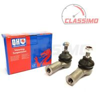 Track Tie Rod End Pair for FORD ESCORT MK 2 - 1974 to 1980 - Quinton Hazell