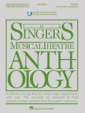 The Singer's Musical Theatre Anthology - Volume 6 Tenor Book/Online Audio (Richa
