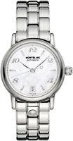 Brand New MontBlanc Star Automatic Womens Luxury Watch - Identification # 107117