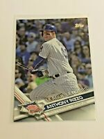 2017 Topps Baseball League Leader Card #204 - Anthony Rizzo - Chicago Cubs
