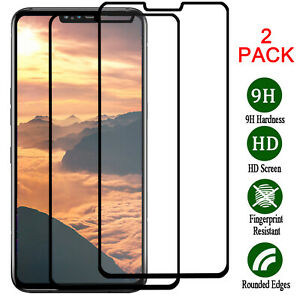For LG V50 ThinQ 5G Premium 3D Full Cover Curved Tempered Glass Screen Protector