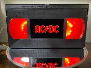 💎ACDC Retro VHS Light + Remote💎