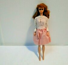 Vintage Barbie Doll - Mattel - 1958