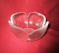 Rosenthal Björn Wiinblad - Form ohne Namen Schale Dessertschale 12 cm Blütenform