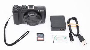 Sony Cyber-shot DSC-HX60V 20.4MP Digital Camera (Black)