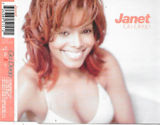 JANET JACKSON - Go deep CD SINGLE 5TR EU Release (Virgin) 1998