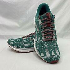 NEW Brooks Revel 3 Ugly Sweater Christmas LE Men's Running 1103141D395 - Sz 11.5