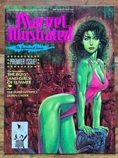 Marvel Illustrated Swimsuit Edition 1991. (Marvel 1991) NM condition issue
