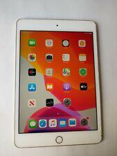 Apple iPad mini 4 128GB, Wi-Fi, 7.9in (A1538) - Gold