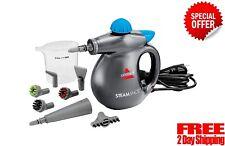 BISSELL Multifunction Handheld Steam Shot Cleaner Kit Steamer Household Clean