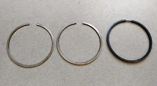 SET OF NEW ORIGINAL GENUINE GOETZE PORSCHE 356SC 912 PISTON RINGS 82.5 1.5/2/4mm