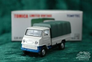 [TOMICA LIMITED VINTAGE LV-41b 1/64] TOYOTA TOYOACE (White/Blue)