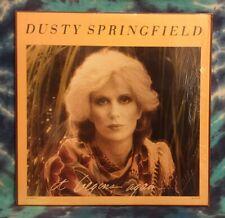 Dusty Springfield LP It Begins Again SHRINK Original (1978 Pressing)