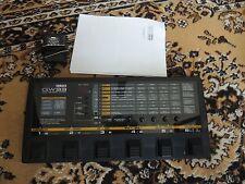 YAMAHA GW-33 GUITAR PERFORMANCE EFFECTOR EFFECTS PROCESSOR PEDAL W/220V ADAPTER