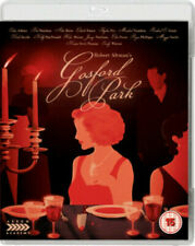 GOSFORD Park Blu-ray DVD Region 2