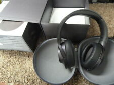 Sony MDR-100ABN/B h.ear on Bluetooth Wireless Noise Cancelling Headphones