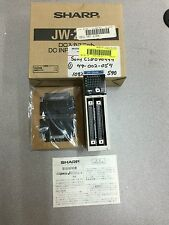 NEW IN BOX SHARP DC INPUT MODULE JW-264N