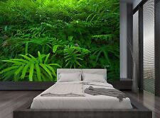 Jungle Ferns Leaves Forest Trees Wall Mural Photo Wallpaper GIANT WALL DECOR