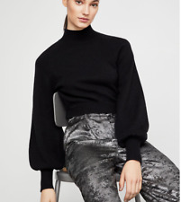 8779e7dc788 BCBGMAXAZRIA Rayon Turtleneck Sweaters for Women for sale
