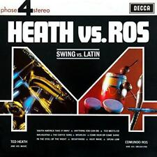 Heath Versus Ros Vols.I & 2 - Ted Heath & His Music Edmundo Ros (NEW 2 VINYL LP)