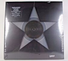 NEW RARE David Bowie - Blackstar Limited Clear Vinyl LP Barnes & Noble Exclusive