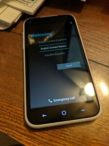 HTC First - 16GB - White (AT&T) Great Condition, Works Great