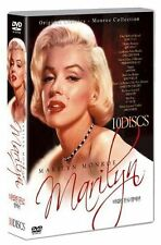 The Marilyn Monroe Collection 10-Disc BOX SET DVD *NEW
