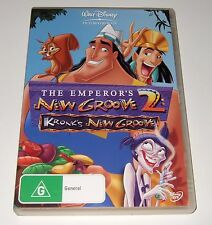 The Emperor's New Groove 2: Kronk's New Groove (DVD, 2006) Disney