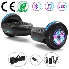 6,5 Hoverboard,Self Balance Scooter Elektroroller E-skateboard,schwarz