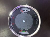 Instrument Cluster for IMT Tractor 100 mm Dia MODEL 542-577 [ TEMP + FUEL ]