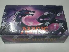 MAGIC THE GATHERING  ICONIC MASTERS BOOSTER SEALED BOX
