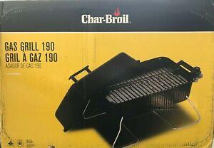 Char-Broil - 465133010 - Tabletop 11,000 BTU Gas Grill - Black