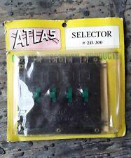 ATLAS HO SELECTOR #215-200 // NIB 1960s