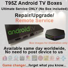 T95Z Plus S912 2GB 16GB 7.1 ocho C Android TV Box K17.6 Criptón servicio remoto